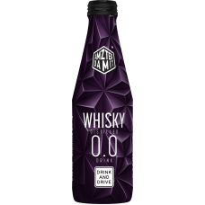 Amzterdamit Whisky 0.0 Alcoholvrij 25cl