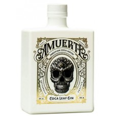 Amuerte Cola Leaf White Edition Gin 70cl