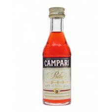 Campari Mini Flesjes, Doos 24x4cl
