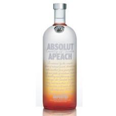 Absolut Peach Vodka 70cl