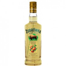 Zubrowka Bison Grass Rajskie Jabklo Apple Vodka 70cl