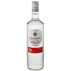 Iganoff Vodka Mini Flesjes 12x5cl