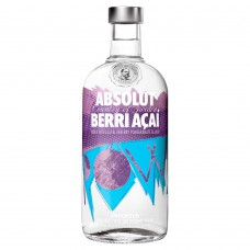 Absolut Acai Berry Vodka 70cl