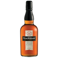 Evan Williams Single Barrel American Whisky 70cl