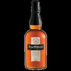 Evan Williams Single Barrel American Whisky 70cl