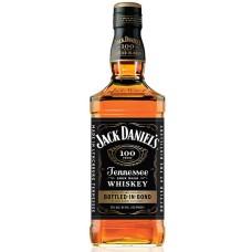 Jack Daniel's 100 Proof Bottled In Bond 1 Liter + Geschenkverpakking