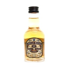 Chivas Regal 12 jaar 12x5cl Mini flesjes