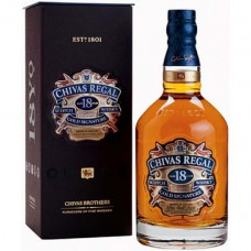 Chivas Regal 18 jaar 100cl