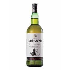 Black & White Whisky 1 Liter