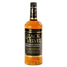 Black Velvet Canadian Whisky 100cl