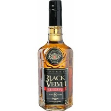 Black Velvet Reserve 8 jaar 100cl