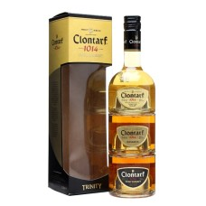 Clontarf Irish Trinity Irish Whisky 60cl