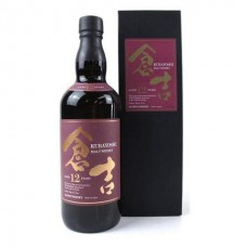 The Kurayoshi 12 Jaar Pure Malt Whisky 70cl