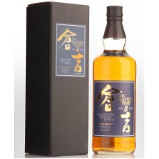 The Kurayoshi 8 Jaar Pure Malt Whisky 70cl