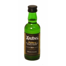 Ardbeg 10 jaar Whisky Mini Flesjes 12x5cl