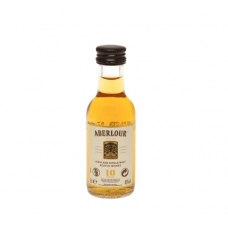 Aberlour 10 Jaar Mini Flesjes Whisky 12x5cl