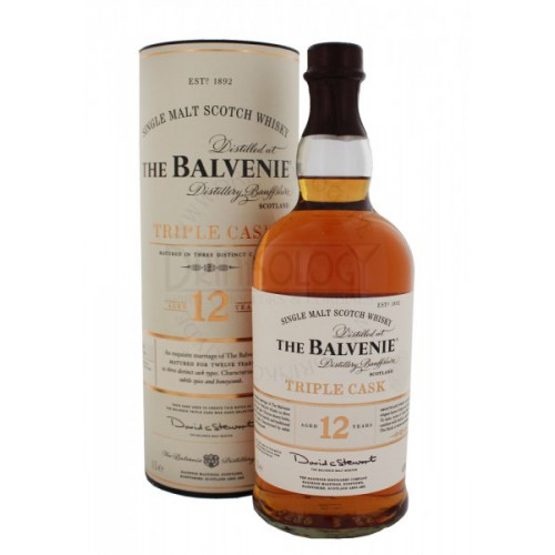 Balvenie Peated Triple Cask new to duty free