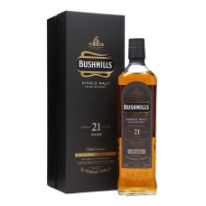 Bushmills Malt 21 Jaar Irish Whisky 70cl