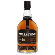 Millstone 10 Jaar French Oak Whisky 70cl