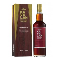 Kavalan Ex Sherry Cask Whisky 70cl