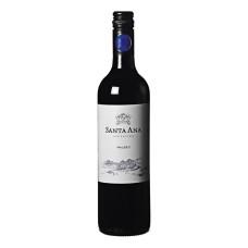 Santa Ana Bodegas Malbec Rode Wijn Argentinië, Doos 6 flessen 75cl