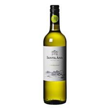 Santa Ana Bodegas Chardonnay Witte Wijn Argentinië, Doos 6 flessen 75cl