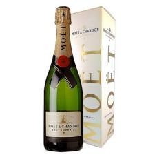 Moet & Chandon Champagne Brut 75cl Met Geschenkverpakking