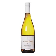 Le Petit Etoile Alcoholvrije Wijn Chardonnay BIO 75cl