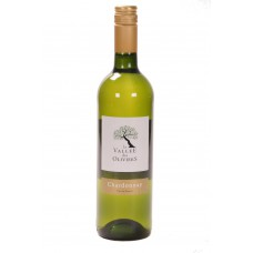 La Vallée Des Oliviers Chardonnay, Witte Droge Wijn 75cl