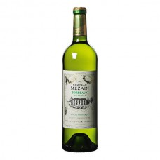 Château Mezain Bordeaux Sauvignon Blanc Witte Wijn 75cl | Frankrijk