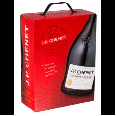 J.P. Chenet Cabernet Sauvignon-Syrah Rode Wijn 3 Liter Bag in Box met tap kraantje!