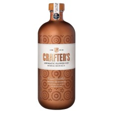 Crafter's Aromatic Flower Gin 70cl GRATIS GLAS