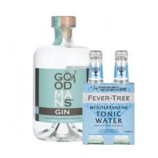 Goodmans Gin & Tonic Geschenkset 70cl