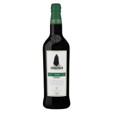 Sandeman Sherry Dry Seco Fino 75cl
