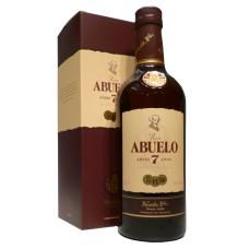 Abuelo Rum 7 Jaar 70cl