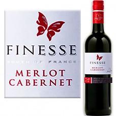 Finesse Merlot Cabernet 75cl