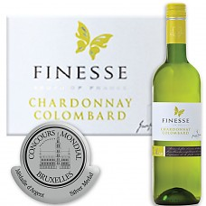 Finesse Chardonnay Colombard Witte Wijn 75cl