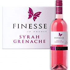 Finesse Syrah Grenache Rosé Wijn 75cl