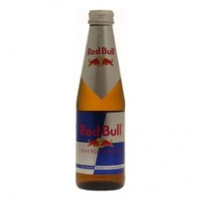 Red Bull Flesjes Energy Drink, Tray 24x25cl