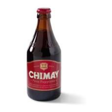 Chimay Rood Dubbel Speciaalbier Doos 24 Flesjes 33cl