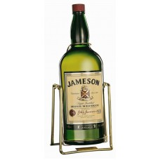 Jameson Irish Whiskey Mega XXL Fles 4,5 liter + Craddle!
