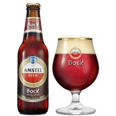 Amstel Bockbier Flesjes 30cl Krat 24 Flesjes