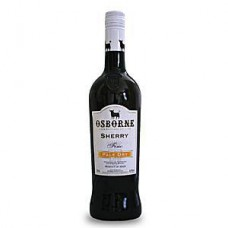 Osborne Sherry Pale Dry 75cl