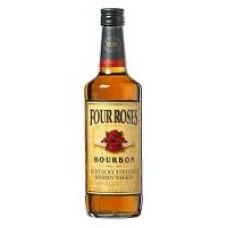 Four Roses Bourbon Whiskey 1 liter