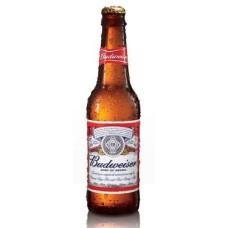 Budweiser Bier Fles, Doos 24x33cl