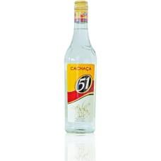 Cachaca 51 Pirassununga 1 Liter