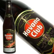 Havana Club 7 Jaar Rum 70cl