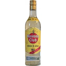 Havana Club 3 Jaar Oude Rum 70cl