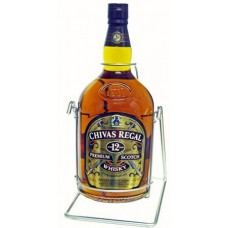 Chivas Regal 12 Jaar Whisky 4,5 liter
